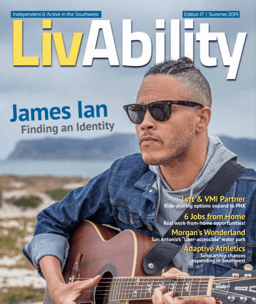 Summer Must have 2019 - LivAbility Magazine features the Float'nThang