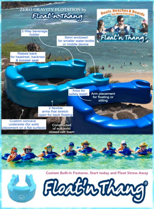 Zero Gravity (G) Aquatic Flotation for Fitness & Fun